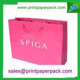 Sac de cadeau de sac de papier d'exportation de catégorie comestible de Papier d'emballage