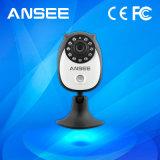 アラームAndvideoのホーム監視のためのCMOSのカメラが付いている無線アラームIPのカメラ