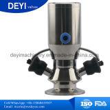 L'acier inoxydable a échantillonné le type la soupape à diaphragme (DY-V103)