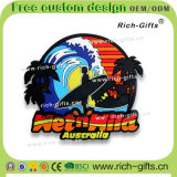 Kundenspezifische Geschenk-fördernde Feld-Maschine-Kühlraum-Magnet-Andenken Melbourne (RC- ICH)