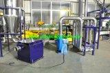 Plastik-pp.-PET Film-Flaschen-Flocken, die Waschmaschine-Zeile aufbereiten