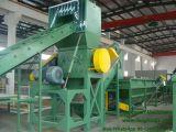 Película plástica Waste da alta qualidade que recicl a maquinaria