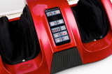 Amortiguador portable rodante del masaje del coche con calor