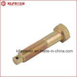 Qualitäts-spezielle Befestigungsteile aufgespaltete Schraube