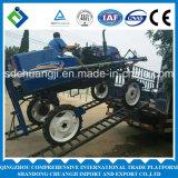 Pulvérisateur automoteur de collecte de 4 roues