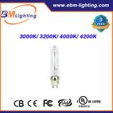 Luft abgekühlter Reflektor/Haube 600watt HPS/CMH wachsen helle Installationssätze für Wasserkultur