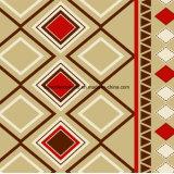 100%Polyester Teppich Pigment&Disperse druckte Gewebe für Bettwäsche-Set