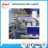 Prezzo automatico della macchina della marcatura del laser della fibra della mosca del grado superiore