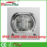 ÉPI DEL d'IP67 150W avec l'éclairage routier matériel de conduction de chaleur de PCI