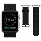 진짜 가죽끈 소매끝 Apple 시계 Iwatch를 위한 고전적인 버클 보충