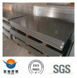 Le Gi laminé à chaud/a laminé à froid l'utilisation galvanisée de plaque en acier/feuille pour la construction