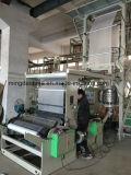Película de empaquetado agrícola máquina que sopla de la película de tres capas