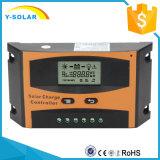 Settable LCDの表示Ld30Aが付いている太陽系のための30A 12V 24Vデジタルの太陽コントローラか調整装置