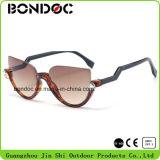 Óculos de sol plásticos da forma do estilo do verão para a mulher