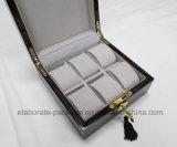 Qualitäts-Luxuxform-hölzerner Uhr-Ansammlungs-Kasten