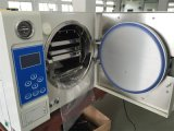 autoclave de vapor do vácuo do pulso da parte superior de tabela de 35L/50L LCD