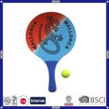 Jogo de madeira da raquete da praia dos esportes populares de Entertainmnet