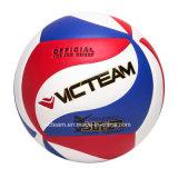 Volleyball d'université de logo estampé par coutume hors concours