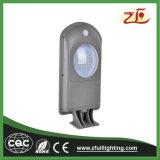 luz de rua solar da luz da parede do diodo emissor de luz 3watt