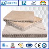 외벽을%s 최고 얇은 알루미늄 벌집 돌 위원회