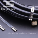 Type en gros serres-câble d'échelle d'acier inoxydable