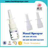 Pulvérisateur nasal 13/15/18/20/22/24, 400/410/415 clip blanc et pulvérisateur de picoseconde Dustcap Chenfei