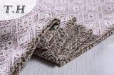 Poliester 100% de la tela de tapicería del telar jacquar moderno