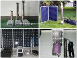Angeschaltenes Wasser-Pumpen-Solarsystem