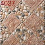 azulejo de suelo de cerámica esmaltado rústico de 400X400m m (4025)