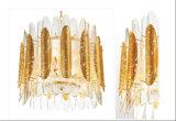 Iluminação de vidro desobstruída decorativa Home do pendente