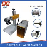Máquina de la marca del laser de la fibra de la alta calidad 20W