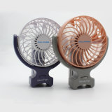 Mini ventilador carregável do Portable da dobra da mão do USB
