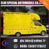 Chariot mobile de vente de nourriture, camion de nourriture