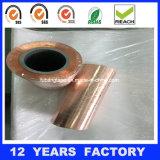 De Band van de Folie van het koper/de Folie van het Koper voor de Elektronika die van de Precisie wordt gebruikt
