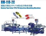 Maschine für Einspritzung TPU. Tr, Kurbelgehäuse-Belüftung, TPR Sohle