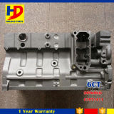 Bloc-cylindres du moteur diesel 6CT de Cummins (double thermostat)