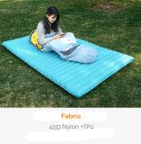 Premere il tipo stuoia impermeabile di campeggio esterna del materasso di aria TPU