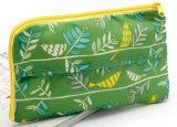 Ausgezeichnetes Qualitätspreiswerteres Polyester-handlicher Arbeitsweg-Kosmetik-Beutel