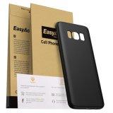 Geval van de Telefoon van Easyacc het Zwarte voor Samsung S8 plus