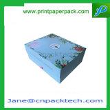 カスタム良質のギフト用の箱包装ボックスハードカバーボックス