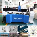 De Scherpe Machine van uitstekende kwaliteit van de Laser van de Buis van het Metaal voor de Montage van de Buis