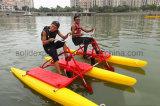 Bicicletta commerciale dell'acqua del motorino del mare di funzionamenti e dei ricorsi della spiaggia degli accampamenti