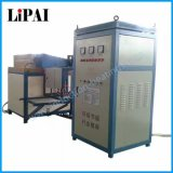 Fornace di pezzo fucinato di induzione di frequenza 200kw di Superaudio con il sistema d'alimentazione automatico tre