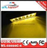 supporto lineare Lighthead della superficie della griglia 6W