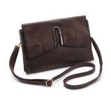 어깨끈을%s 가진 새로운 형식 봉투 지갑