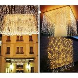 Ce & RoHS aprobó al por mayor la alta calidad LED 4 * 1m144LED Icicle String Light