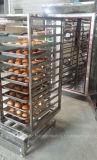 Bandeja 12 eléctrica/horno de la convección del gas para la panadería con Ce