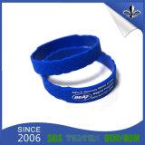 Bracelet neuf de silicium de type du cadeau 2017 promotionnel à vendre
