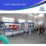 Tubulação plástica rígida do PVC que faz a máquina