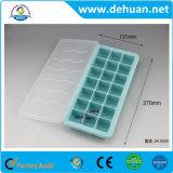 卸し売り食品等級のNovelyのカスタムシリコーンプラスチック氷型のサイズ270*131*35mm